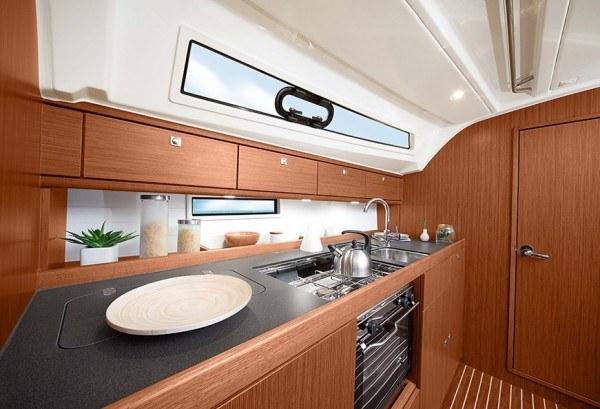 BAV 41 - Küche an der BB Längenseite