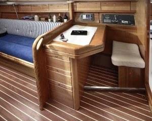 Bavaria 30 Cruiser - Navitisch