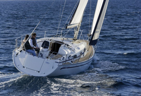 Bavaria 34 Cruiser - Außenansicht