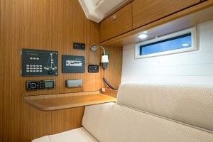 CR37-navigatietafel
