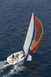Beneteau Oceanis 31 - Ansicht von oben