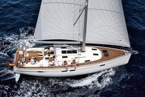 Bavaria 45 Cruiser - Seitenansicht