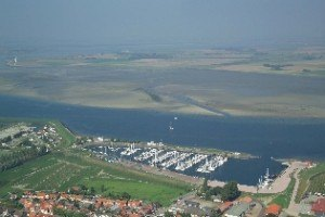 haven St. Annaland 2005 luchtfoto