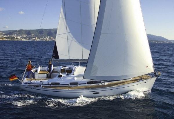 Bavaria 35 Cruiser - Seitenansicht