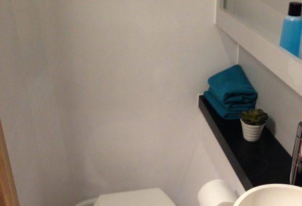 Natte cel - WC